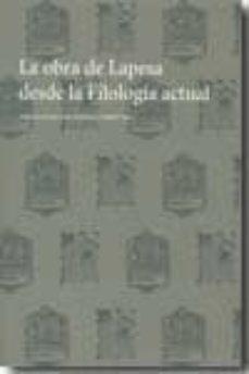 Inciertagloria.es La Obra De Lapesa Desde La Filologia Actual Image