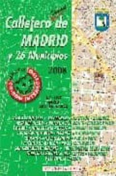 CALLEJERO DE MADRID Y 26 MUNICIPIOS - VV.AA. |