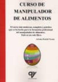 Descargar CURSO DE MANIPULADOR DE ALIMENTOS gratis pdf - leer online