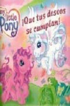 Costosdelaimpunidad.mx Cuentos De My Little Pony: Que Tus Deseos Se Cumplan Image