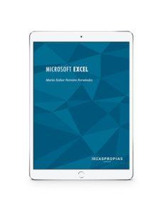 microsoft excel (ebook)-9788498394160