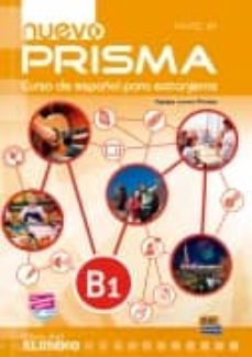 Audiolibros descargables gratis para itunes NUEVO PRISMA. B1 (LIBRO DEL ALUMNO) de  MOBI