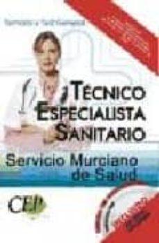 Bressoamisuradi.it Temario Y Test General Oposiciones Tecnico Especialista Sanitario Servicio Murciano De Salud Image