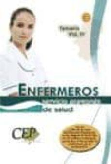 Lofficielhommes.es Oposiciones Enfermeros Servicio Aragones De Salud. Temario (Vol. Iv) Image