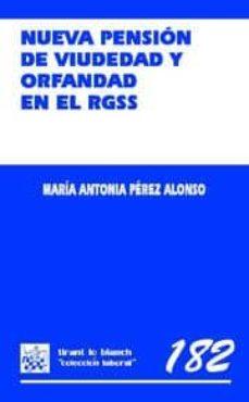 Relaismarechiaro.it Nueva Pension De Viudedad Y Orfandad En El Rgss Image