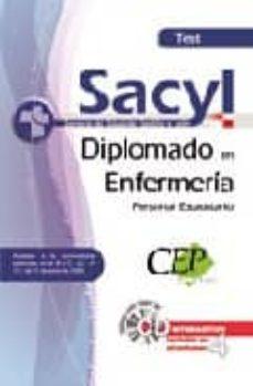 Elmonolitodigital.es Test Oposiciones Diplomado En Enfermeria. Personal Estatutario Se Rvicio De Salud De Castilla Y Leon (Sacyl) Image