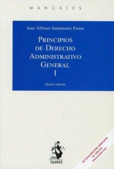 Lofficielhommes.es Principios De Derecho Administrativo General, Tomo I Image