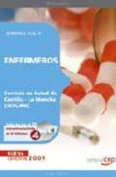 Inmaswan.es Enfermeros Servicio De Salud De Castilla - La Mancha (Sescam): Te Mario (Vol. Ii) Image