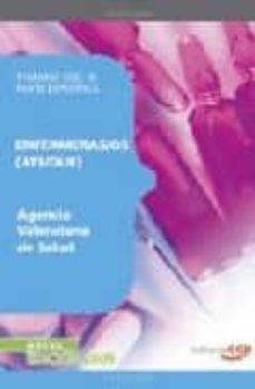 Ojpa.es Enfermeras/os (Ats/due) Agencia Valenciana De Salud. Temario Vol. Iii. Parte Especifica Image