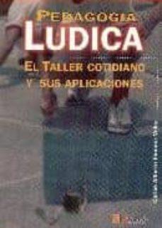 Permacultivo.es Pedagogia Ludica: El Taller Cotidiano Y Sus Aplicaciones Image