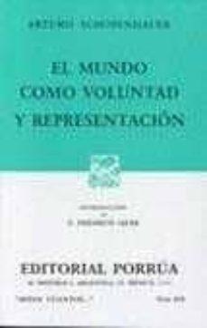 Debatecd.mx El Mundo Como Voluntad Y Representacion Image