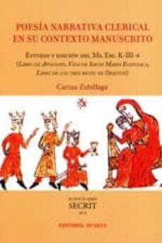 Emprende2020.es Poesia Narrativa Clerical En Su Contexto Manuscrito Image