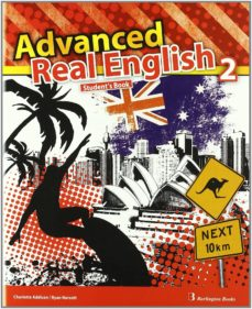 advanced real english 2º eso (student´s book)-9789963484560