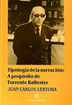 Debatecd.mx Tipología De La Narración: A Propósito De Torrente Ballester Image