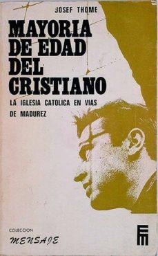 Viamistica.es Mayoría De Edad Del Cristiano Image