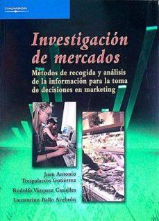 INVESTIGACIÓN DE MERCADOS - VVAA   Adahalicante.org