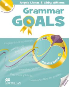 Descargar gratis ebook pdf buscar GRAMMAR GOALS: PUPIL S BOOK PACK LEVEL 5 (MIXED MEDIA PRODUCT) (Spanish Edition) 9780230445970