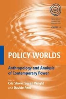 policy worlds (ebook)-9780857451170