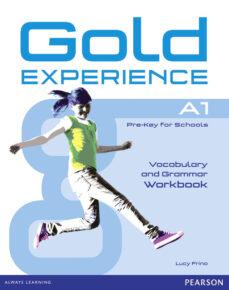 Leer el libro en línea gratis sin descargar GOLD EXPERIENCE A1 GRAMMAR & VOCABULARY WB WITHOUT KEY (EXAMENES) 9781447913870  de