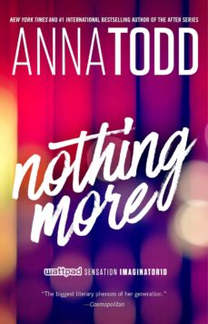 nothing more (the landon series 1)-anna todd-9781501152870