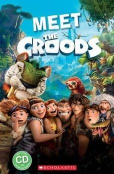 Descarga gratuita de libros de texto. MEET THE CROODS (BOOK + CD) MOBI de  9781910173770