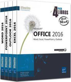 Descargar MICROSOFT OFFICE 2016 gratis pdf - leer online