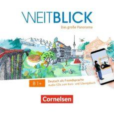 Cdaea.es Weitblick B1+ - Audio-cd Image