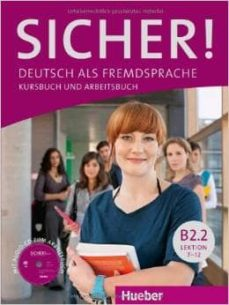 Descargas de libros electrónicos gratis para el iPhone 4 SICHER.B2.2.KURSB.U.ARB.+CD(AL.EJ.+CD) de  9783197012070