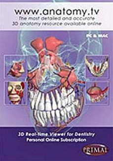 Descargar libros de texto gratis para ipad 3D REAL-TIME VIEWER FOR DENTISTRY: PERSONAL ONLINE SUBSCRIPTION F OR 12 MONTHS
