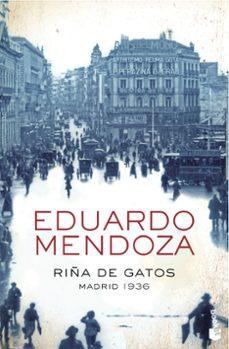 Los mejores libros de audio para descargar RIÑA DE GATOS. MADRID 1936
