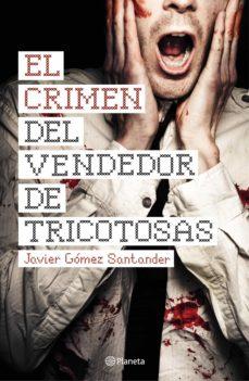 Descargas gratuitas de libros electrónicos para Mac EL CRIMEN DEL VENDEDOR DE TRICOTOSAS iBook PDF