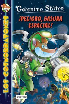 Javiercoterillo.es Los Cosmorratones 7:¡peligro, Basura Espacial! Image