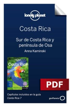 costa rica 7. sur y la peninsula de osa (ebook)-mara vorhees-ashley harrell-anna kaminski-9788408185970