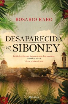 Libros descargando enlaces DESAPARECIDA EN SIBONEY ePub