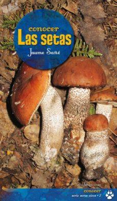 conocer las setas (ebook)-9788415088370