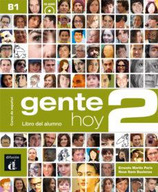 Colorroad.es Gente Hoy 2 Libro Del Alumno+cd Image