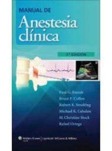 Libros gratis en línea para descargar a iPod ANESTESIA CLINICA (7ª ED.) (Literatura española) 9788415840770
