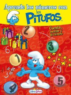 Chapultepecuno.mx Aprende Con Los Pitufos. Las Cifras Image
