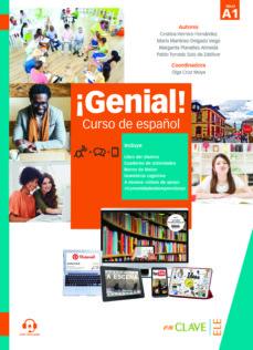 Descargar libros de texto completo gratis. ¡GENIAL! A1 - CURSO DE ESPAÑOL in Spanish CHM PDF de AUTORES VARIOS
