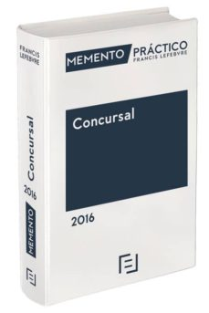 Bressoamisuradi.it Memento Practico Concursal 2016 Image