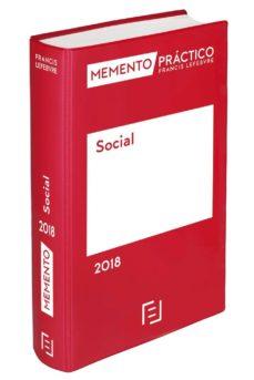 memento social 2018-9788417162870