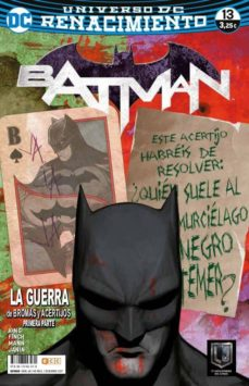 Upgrade6a.es Batman Nº 68/13 (Renacimiento) Image
