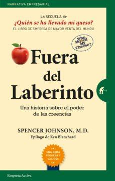 fuera del laberinto (ebook)-spencer johnson-9788417545970