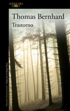 trastorno-thomas bernhard-9788420407470