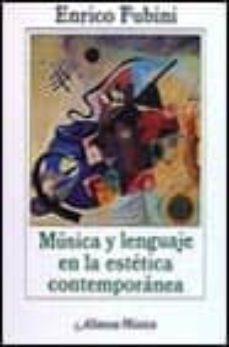 Mrnice.mx Musica Y Lenguaje En La Estetica Contemporanea Image