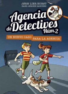 Carreracentenariometro.es Agencia De Detectives Nº 2 :1. Un Nuevo Caso Para La Agencia Image
