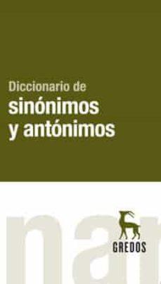 Costosdelaimpunidad.mx Diccionario De Sinonimos Y Antonimos Image