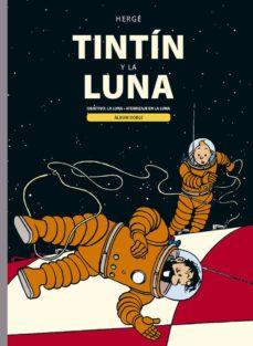 Chapultepecuno.mx Tintin Y La Luna. Objetivo: La Luna - Aterrizaje En La Luna Image