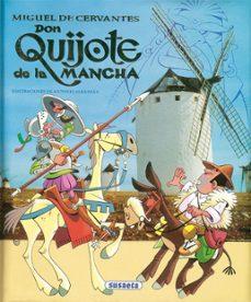 don quijote de la mancha-miguel de cervantes saavedra-9788430598670