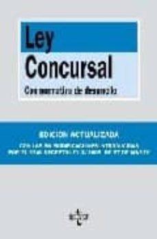 Cdaea.es Ley Concursal Con Normativa De Desarrollo Image